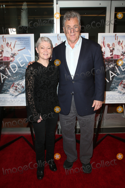 Tracy Edwards Photo - 14 June 2019 - Los Angeles California - Tracy Edwards Tom Bernard LA Premiere Of Sony Pictures Classics Maiden  held at Linwood Dunn Theater Photo Credit Faye SadouAdMedia