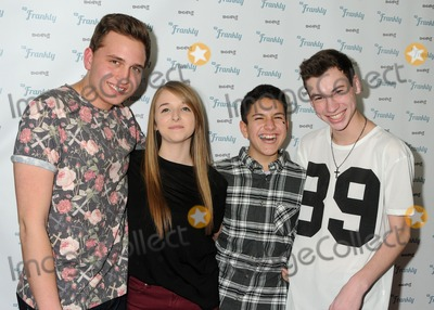 Andrew Lowe Photo - 14 December 2013 - Hollywood California - Andrew Lowe Jenn McAllister Lohanthony Thatsojack DigiFest LA 2013 held at The Hollywood Palladium Photo Credit Byron PurvisAdMedia