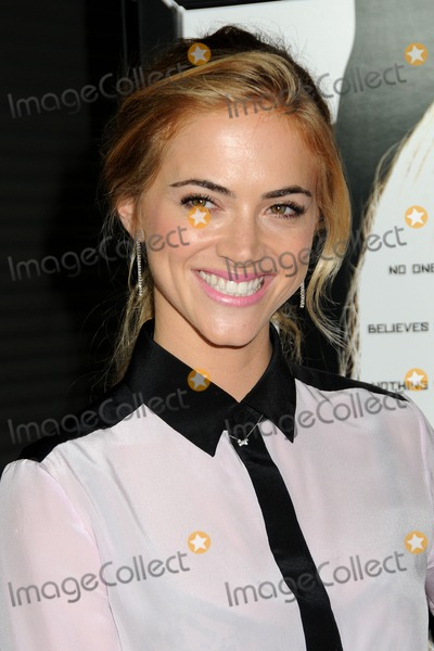 Emily Wickersham Photo - 21 February 2012 - Hollywood California - Emily Wickersham Gone Los Angeles Premiere held at Arclight Cinemas Photo Credit Byron PurvisAdMedia