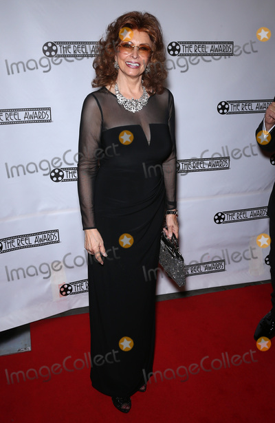 Sophia Loren Photo - 20 February 2017 - Las Vegas NV -   Vera Novak as SOPHIA LOREN  Red Carpet Arrivals for 23rd Production of The Reel Awards Presented by International Celebrity Images at The Golden Nugget Hotel and Casino  Photo Credit MJTAdMedia