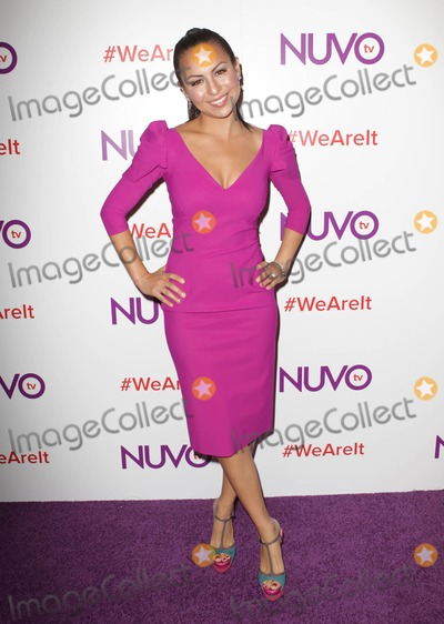 Anjelah Johnson Photo - 16 July 2013 - West Hollywood California - Anjelah Johnson NUVOtv Network Launch Party Held At The London West Hollywood Photo Credit Kevan BrooksAdMedia