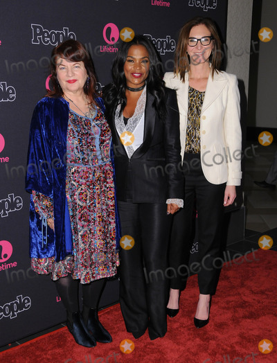 Allison Anders Photo - 13 January 2017 - Los Angeles California - Allison Anders Nia Long Alison Greenspan Beaches Los Angeles Premiere held at the Regal LA Live Theater Photo Credit Birdie ThompsonAdMedia