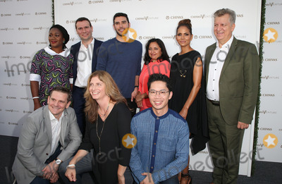 Alexandre Ricard Photo - 13 July 2017 - Los Angeles California - Pectachai Dejkraisak Alexandre Ricard Adam Braun Sonal Shah Halle Berry James Steere Alvaro Vasquez Chioma Ukuno Son Preminger Chivas Regal The Final Pitch held at LADC Studios Photo Credit F SadouAdMedia