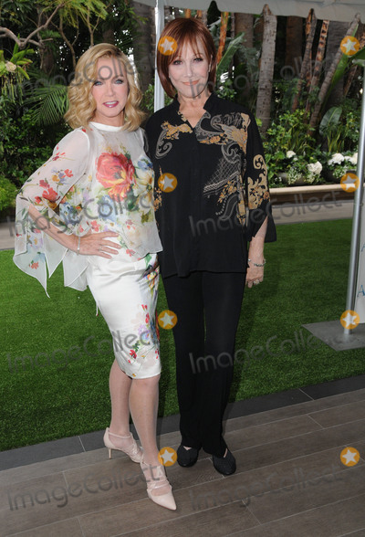 Michele Lee Photo - 04 May 2016 - Beverly Hills California - Donna Mills Michele Lee Arrivals for ABCs Annual Mothers Day Luncheon held at the Four Seasons Hotel Photo Credit Birdie ThompsonAdMedia
