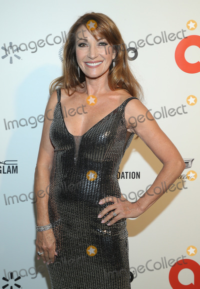 Jane Seymour Photo - 09 February 2020 - West Hollywood California - Jane Seymour 28th Annual Elton John Academy Awards Viewing Party held at West Hollywood Park Photo Credit FSAdMedia