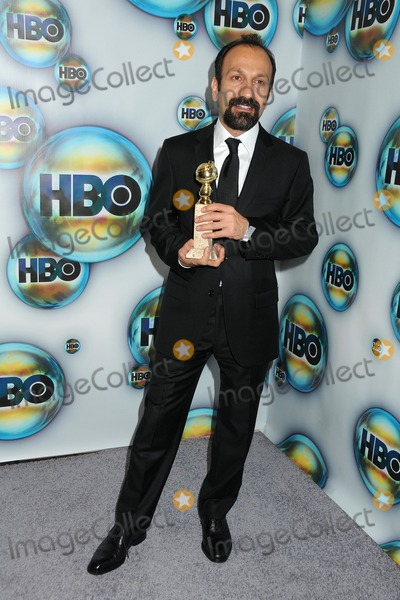 Asghar Farhadi Photo - 15 January 2012 - Beverly Hills California - Asghar Farhadi HBO 2012 Golden Globe Awards Post Party held at Circa 55 Restaurant Photo Credit Byron PurvisAdMedia