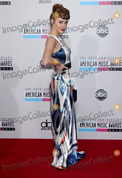 Amy Heidemann Photo - 18 November 2012 - Los Angeles California - Amy Heidemann 40th Anniversary American Music Awards held at Nokia Theatre LA Live Photo Credit Russ ElliotAdMedia