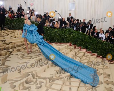 Diane Kruger Photo - 07 May 2018 - New York New York - Diane Kruger 2018 Metropolitan Museum of Art Costume Institute Gala Heavenly Bodies Fashion and the Catholic Imagination Photo Credit Christopher SmithAdMedia