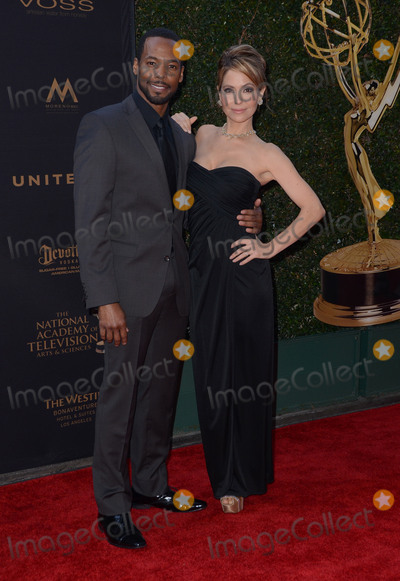 Anthony Montgomery Photo - 29 April 2016 - Los Angeles California - Anthony Montgomery Lisa Locicero Arrivals for the 43rd Annual Daytime Creative Arts Emmy Awards held at the Westin Bonaventure Hotel and Suites Photo Credit Birdie ThompsonAdMedia