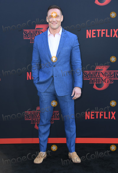 Andrey Ivchenko Photo - 28 June 2019 - Santa Monica California - Andrey Ivchenko Stranger Things 3 Los Angeles Premiere held at Santa Monica High School Photo Credit Birdie ThompsonAdMedia