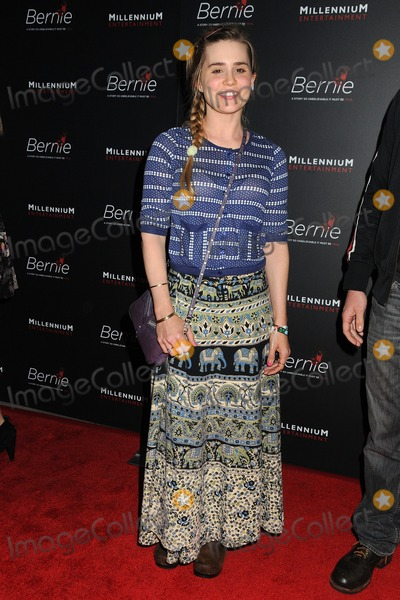 Alison Lohman Photo - 18 April 2012 - Hollywood California - Alison Lohman Bernie Los Angeles Special Screening held at Arclight Cinemas Photo Credit Byron PurvisAdMedia