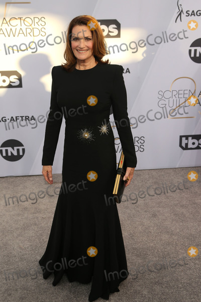 Chelsea Field Photo - 27 January 2019 - Los Angeles California - Chelsea Field 25th Annual Screen Actors Guild Awards held at The Shrine Auditorium Photo Credit Faye SadouAdMedia