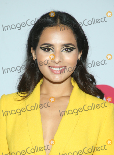 Aparna Briell Photo - 4 November 2019 - Los Angeles California - Aparna Briell LA Premiere Of Netflixs Let It Snow held at Pacific Theatres at The Grove Photo Credit FSAdMedia