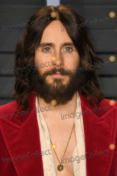 Jared Leto Photo - 04 March 2018 - Los Angeles California - Jared Leto 2018 Vanity Fair Oscar Party following the 90th Academy Awards held at the Wallis Annenberg Center for the Performing Arts Photo Credit Birdie ThompsonAdMedia