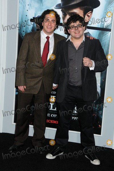 Jonathan Brown Photo - 6 December 2011 - Westwood California - Oliver Cooper Jonathan Brown Sherlock Holmes A Game Of Shadows Los Angeles Premiere held at the Regency Village Theatre Photo Credit Byron PurvisAdMedia