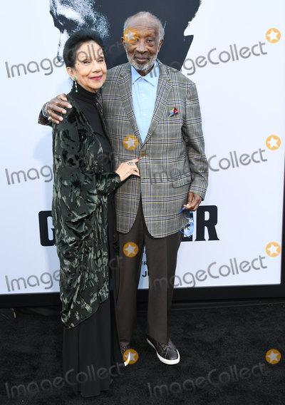 Avant Photo - 03 June 2019 - Los Angeles California - Jacqueline Avant Clarence Avant Netflixs The Black Godfather Los Angeles Premiere held at Paramount Theater Photo Credit Birdie ThompsonAdMedia