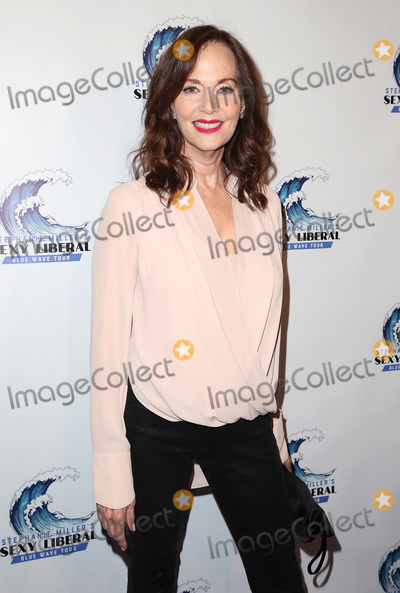 Stephanie Miller Photo - 03 November 2018 - Beverly Hills California - Lesley Ann Warren Stephanie Millers Sexy Liberal Blue Wave Tour held at The Saban Theatre Photo Credit Faye SadouAdMedia
