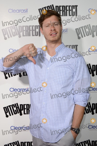 Anders Holm Photo - 24 September 2012 - Hollywood California - Anders Holm  The premiere of Universal Pictures And Gold Circle Films Pitch Perfect held at ArcLight Cinemas Photo Credit Tonya WiseAdMedia