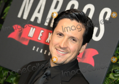 Father Alberto Cuti Photo - 06 February 2020 - Los Angeles California - Alberto Zeni Netflixs Narcos Mexico Season 2 Special Screening held at the Netflix Home Theater in Los Angeles California Photo Credit AdMedia