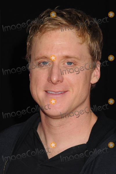 Alan Tudyk Photo - 29 October 2012 - Hollywood California - Alan Tudyk Wreck-It Ralph Los Angeles Premiere held at the El Capitan Theatre Photo Credit Byron PurvisAdMedia
