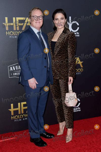 Brad Bird Photo - 04 November 2018 - Beverly Hills California - Brad Bird Sophia Bush  22nd Annual Hollywood Film Awards held at Beverly Hilton Hotel Photo Credit Birdie ThompsonAdMedia