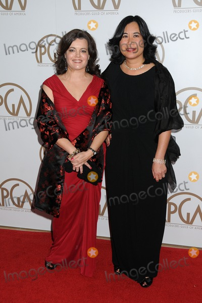 Christina Lee Photo - 26 January 2013 - Beverly Hills California - Rebecca Graham Forde Christina Lee Storm 24th Annual Producers Guild Awards held at the Beverly Hilton Hotel Photo Credit Byron PurvisAdMedia