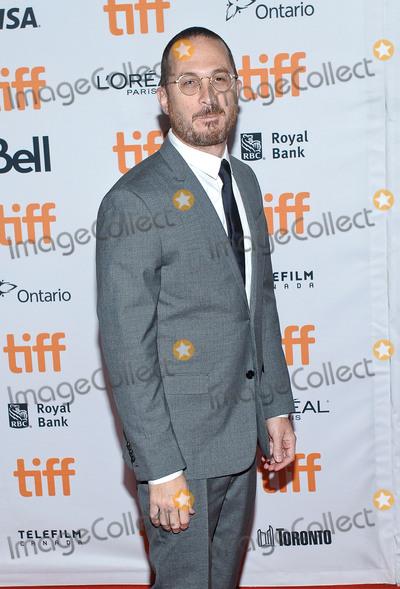 DARRENE ARONOFSKY Photo - 10 September 2017 - Toronto Ontario Canada - Darren Aronofsky 2017 Toronto International Film Festival - mother Premiere held at TIFF Bell Lightbox Photo Credit Brent PerniacAdMedia