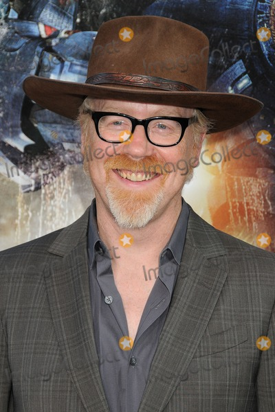 Adam Savage Photo - 9 July 2013 - Hollywood California - Adam Savage Pacific Rim Los Angeles Premiere held at the Dolby Theatre Photo Credit Byron PurvisAdMedia