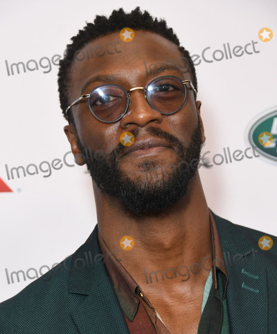 Aldis Hodge Photo - 21 September 2019 - Beverly Hills California - Aldis Hodge 2019 BAFTA Los Angeles  and BBC America TV Tea Party held at Poolside at The Beverly Hilton Hotel Photo Credit Birdie ThompsonAdMedia
