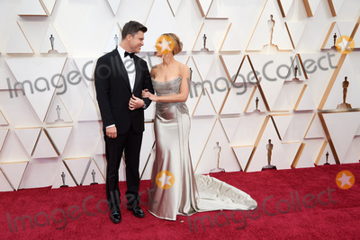 Scarlett Johansson Photo - 09 February 2020 - Hollywood California - Colin Jost and Scarlett Johansson 92nd Annual Academy Awards presented by the Academy of Motion Picture Arts and Sciences held at Hollywood  Highland Center Photo Credit AMPASAdMedia