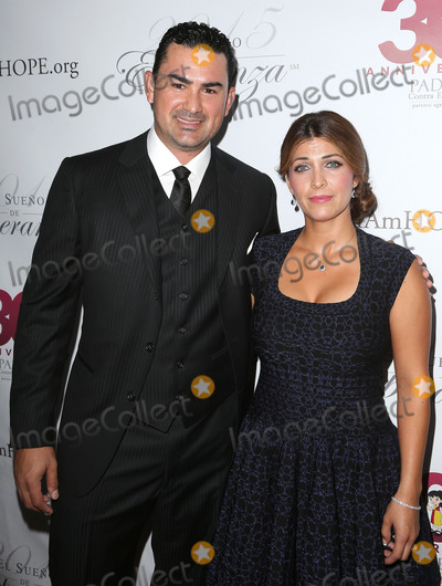 Adrian Gonzalez Photo - 17 September 2015 - Hollywood California - Adrian Gonzalez Betsy Gonzalez Padres Contra El Cancers 15th Annual El Sueno De Esperanza held at Boulevard3 Photo Credit F SadouAdMedia
