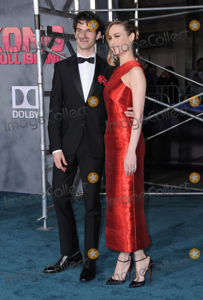 Alex Greenwald Photo - 08 March 2017 - IHollywood California - Alex Greenwald Brie Larson  Premiere Of Warner Bros Pictures Kong Skull Island held at The Dolby Theater in Hollywood Photo Credit Birdie ThompsonAdMedia