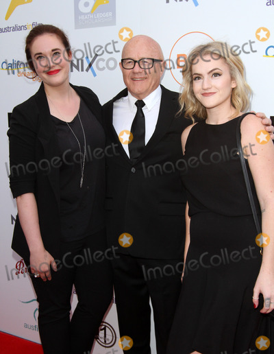 Ashleigh Bell Photo - 01 June 2016 - Beverly Hills California - Ashleigh Bell Kim Ledger and Olivia Ledger 2016 Australians in Film Heath Ledger Scholarship Announcement Dinner held at Mr C Beverly Hills Photo Credit AdMedia