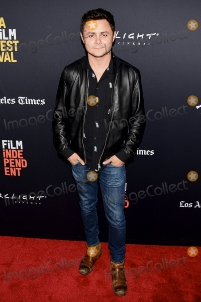 Arturo Castro Photo - 25 September 2018 - Hollywood California - ARTURO CASTRO 2018 Los Angeles Film Festival Gala Screening of The Oath held at the Arclight Hollywood Photo Credit Billy BennightAdMedia