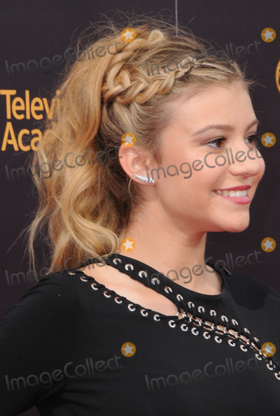 G Hannelius Photo - 10 September 2016 - Los Angeles California G Hannelius 2016 Creative Arts Emmy Awards - Day 1 held at Microsoft Theater Photo Credit Birdie ThompsonAdMedia