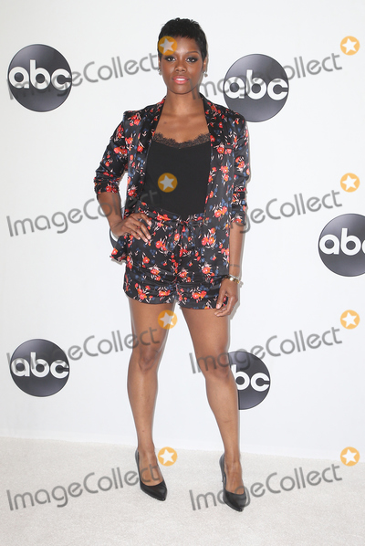 Afton Williamson Photo - 07 August 2018 - Beverly Hills California - Afton Williamson Disney ABC Television Hosts TCA Summer Press Tour held at The Beverly Hilton Hotel Photo Credit Faye SadouAdMedia