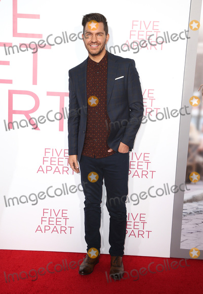 Andy Grammer Photo - 07 March 2019 - Westwood California - Andy Grammer Five Feet Apart Los Angeles Premiere held at the Fox Bruin Theatre Photo Credit Faye SadouAdMedia