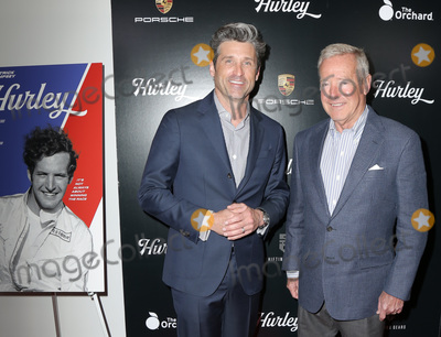 Hurley Haywood Photo - 18 March 2019 - Los Angeles California -Patrick Dempsey Hurley Haywood Premiere of  Hurley held at Petersen Automotive Museum Photo Credit PMAAdMedia