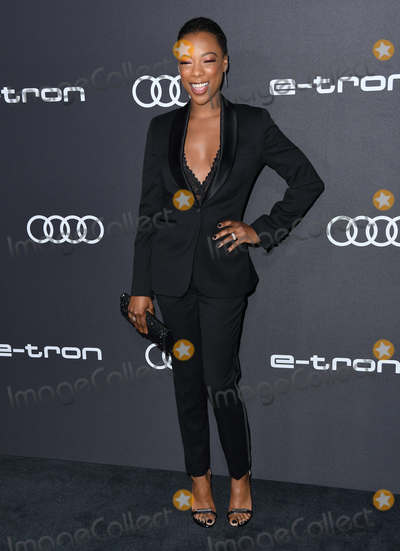 Samira Wiley Photo - 14 September 2018 - West Hollywood California - Samira Wiley  Audi Celebrates the 70th Emmys held at the La Peer Hotel Photo Credit Birdie ThompsonAdMedia