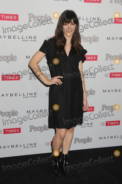 Aubrey Peeples Photo - 16 September 2015 - West Hollywood California - Aubrey Peeples People Magazine Ones To Watch Event held at Ysabel Photo Credit Byron PurvisAdMedia