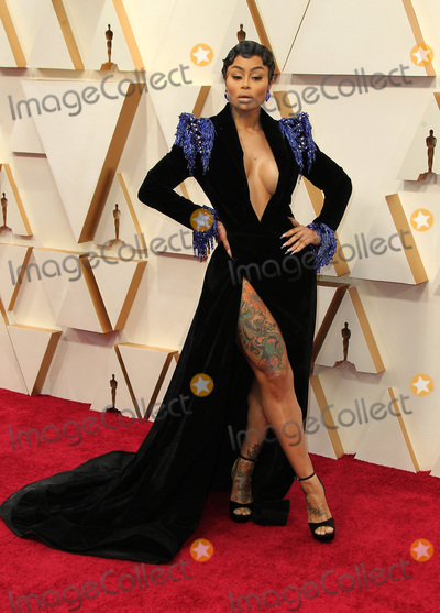 Blac Chyna Photo - 09 February 2020 - Hollywood California - Blac Chyna 92nd Annual Academy Awards presented by the Academy of Motion Picture Arts and Sciences held at Hollywood  Highland Center Photo Credit AdMedia