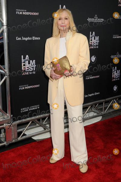 Sally Kellerman Photo - 10 June 2015 - Los Angeles California - Sally Kellerman LA Film Festival 2015 Opening Night Premiere of Grandma held at Regal Cinemas LA Live Photo Credit Byron PurvisAdMedia