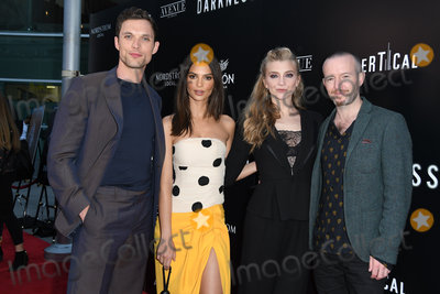 Anthony Byrne Photo - 23 May 2018 - Hollywood California - Ed Skrein Emily Ratajkowski Natalie Dormer Anthony Byrne  In Darkness Los Angeles Angeles Premiere held at ArcLight Hollywood  Photo Credit Birdie ThompsonAdMedia