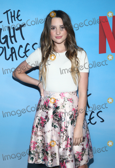 Annie LeBlanc Photo - 24  February 2020 - Hollywood California - Annie LeBlanc Special Screening Of Netflixs All The Bright Places The Invisible Man held at The ArcLight Cinemas Photo Credit FSAdMedia
