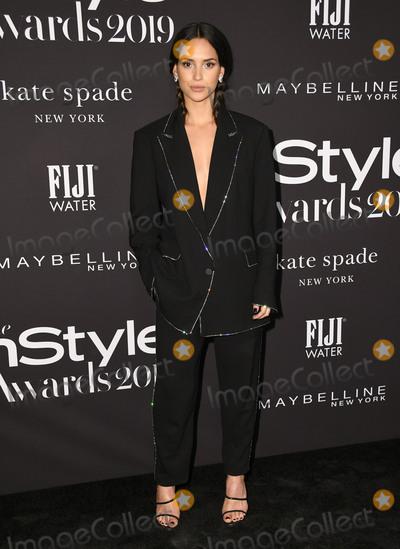 Adria Arjona Photo - 21 October 2019 - Hollywood California - Adria Arjona 2019 InStyle Awards held at The Getty Center Photo Credit Birdie ThompsonAdMedia