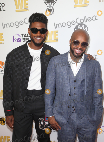 Usher Photo - 16 July 2019 - West Hollywood California - Usher Jermaine Dupri WE tv Celebrates Power Influence  Hip Hop The Remarkable Rise Of So So Def And Season 3 Of Growing Up Hip Hop Atlanta held at The London West Hollywood Photo Credit Faye SadouAdMedia