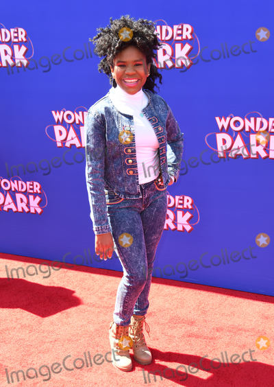 Trinitee Stokes Photo - 10 March 2019 - Westwood California - Trinitee Stokes Wonder Parker Los Angeles Premiere held at Regency Village Theater Photo Credit Birdie ThompsonAdMedia