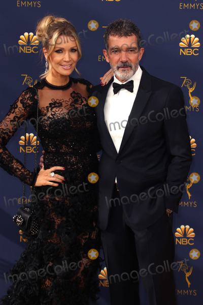 Antonio Banderas Photo - 17 September 2018 - Los Angles California - Antonio Banderas 70th Primetime Emmy Awards held at Microsoft Theater LA LIVE Photo Credit Faye SadouAdMedia