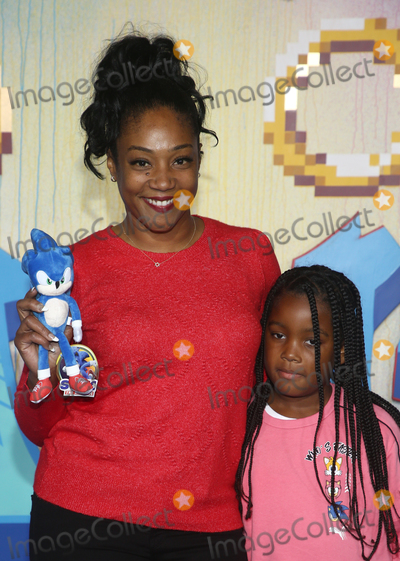 Tiffany Haddish Photo - 12 February 2020 - Westwood California - Tiffany Haddish Cadence Martin Sonic The Hedgehog Special Screening held at Regency Village Theatre Photo Credit FSAdMedia