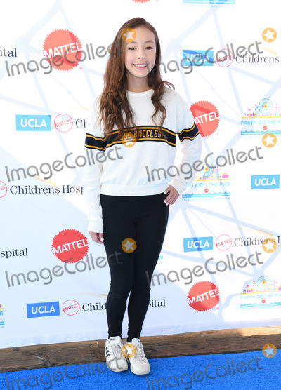 Aubrey Anderson-Emmons Photo - 18 November 2018 - Santa Monica California - Aubrey Anderson Emmons UCLA Mattel Childrens Hospitals 19th Annual Party on the Pier held at Santa Monica Pier Photo Credit Birdie ThompsonAdMedia